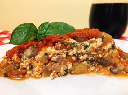 Gluten-free Grandma's Lasagna