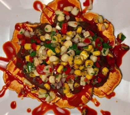 Sweet Potato Nachos (2)